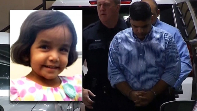 Father of 3-year-old Indian girl charged with murder