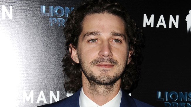 Shia LeBeouf Spending a Month Living Alone in Finland Cabin