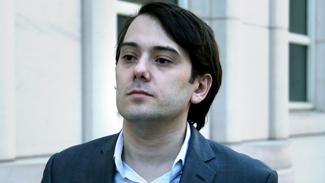 Martin Shkreli's Ex-Mentor Testifies About His Bad Behavior