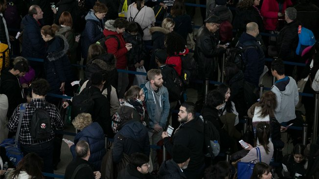 TSA Officers Prepare for Extended Shutdown