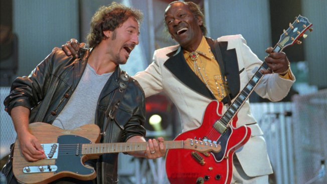 [NATL] Rock 'n' Roll Legend Chuck Berry Through the Years