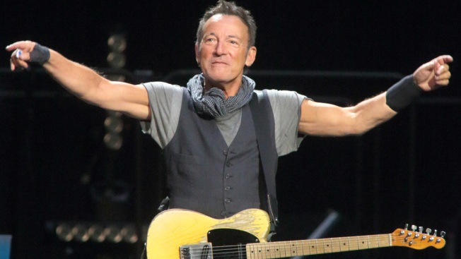 Fearful Bruce Springsteen Questions Donald Trump's Competence to Be President