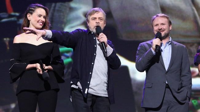 'Star Wars' Director Rian Johnson Developing New Film Trilogy