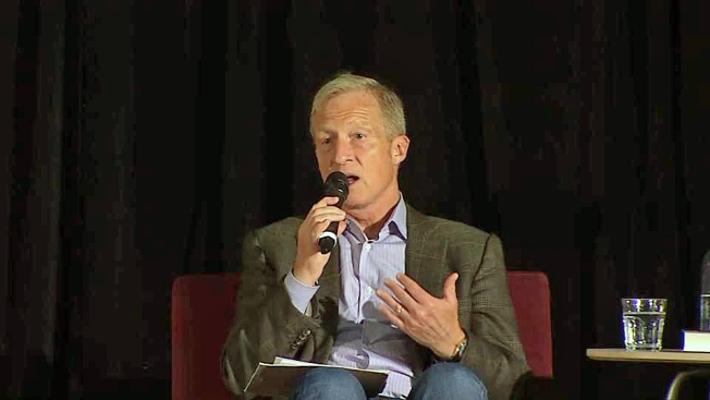 California Billionaire Tom Steyer Makes Moves Toward 2020 Presidential Run