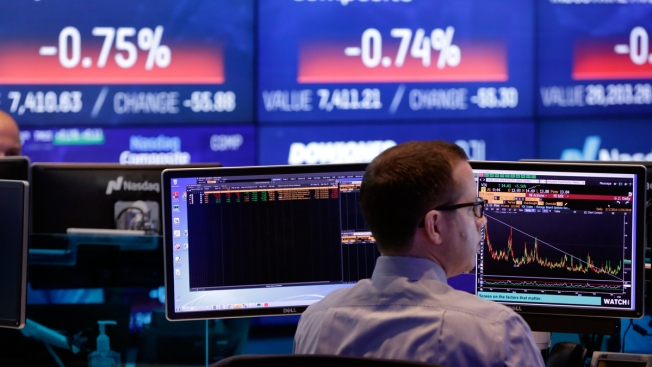 Investors Seek Stability as Stocks Fall