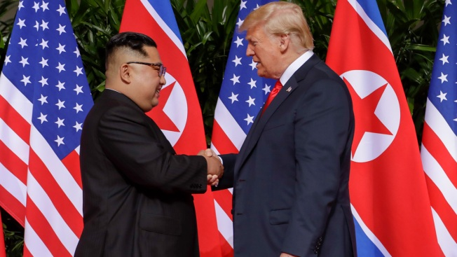 Possible Peace Declaration Looms Large Over Kim-Trump Summit