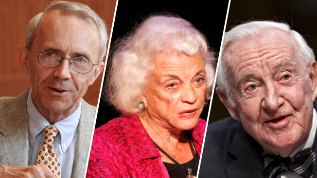 What's a Retired Justice to Do? Former Justices Show the Way