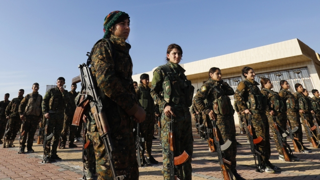 Syrian Kurdish-Led Fighters Take Hajin, Last Town Held By ISIS