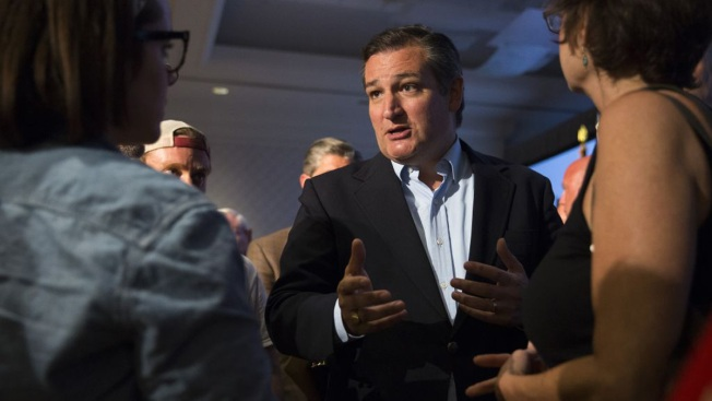 GOP's Ted Cruz Still Sees Path Ahead on Health Care