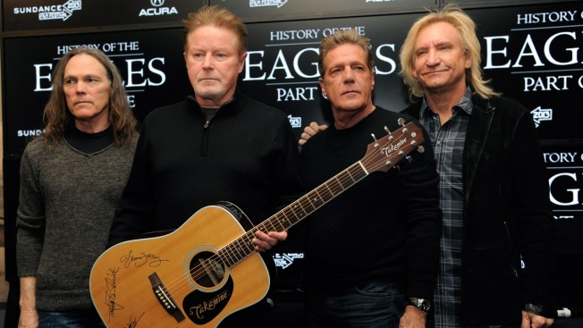 Eagles File Trademark Suit Against Mexican Hotel California