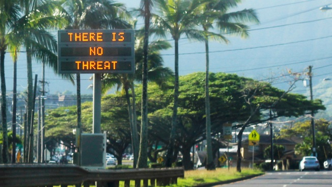 Hawaii Worker Who Sent False Alert Had Problems But Kept Job