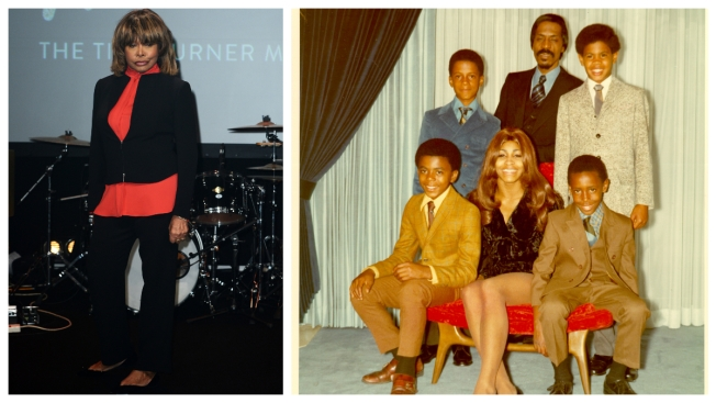 'My Saddest Moment as a Mother': Tina Turner Spreads Ashes of Oldest Son Following His Suicide