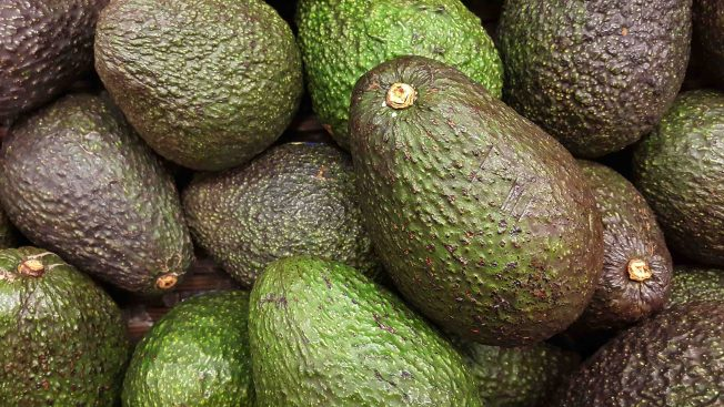 Avocados Recalled Over Possible Listeria Sold in Bulk in NH