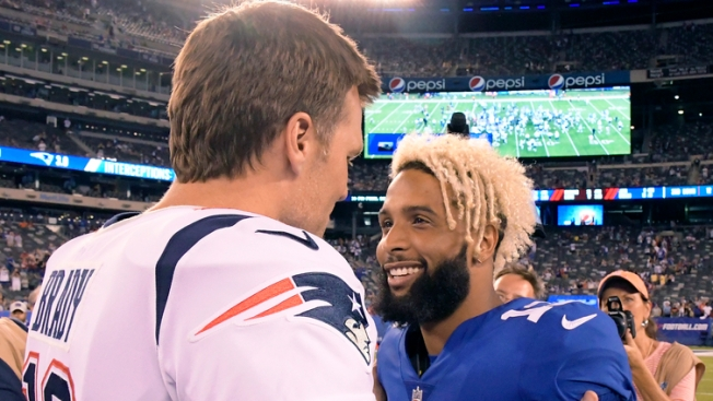 Tom Brady Actually Invited Odell Beckham to New England on