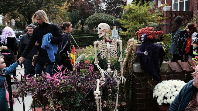 Disney's 'Halloweentown' Comes to Life in Oregon