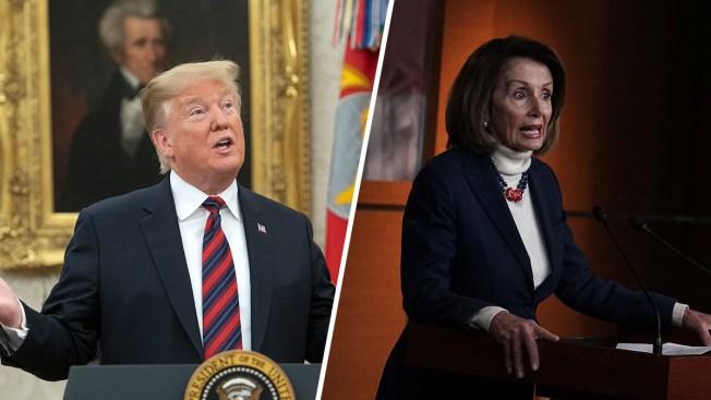 Trump Postpones State of Union, Ending Showdown With Pelosi