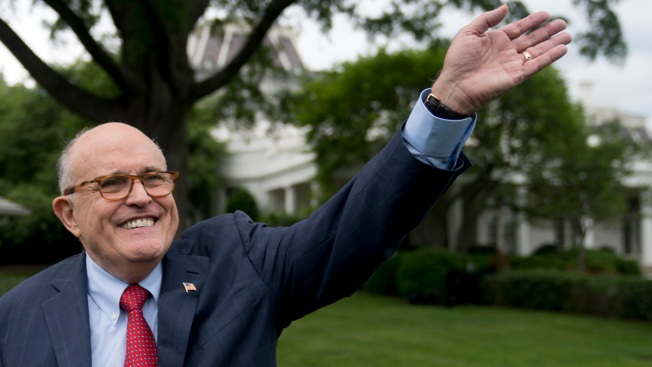 Ukraine's Ex-President Discussed Investments With Giuliani