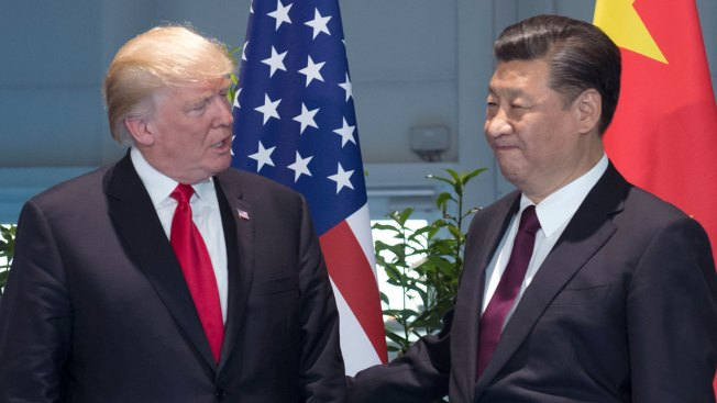 Trump close to decision on China trade sanctions