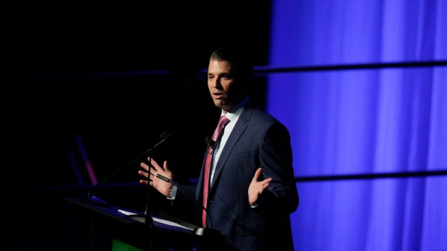 Trump Jr. Defends Dad's Response to Racial Protests