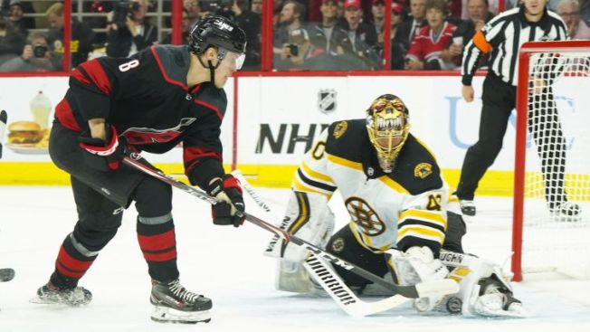 Rask is Playing the Best Hockey of His Career - NBC10 Boston
