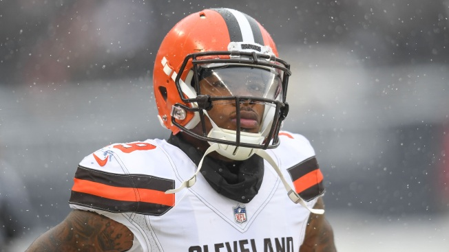 Report: Patriots Sign Wide Receiver Corey Coleman