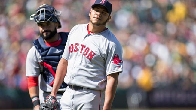 Red Sox to place Eduardo Rodriguez on the disabled list