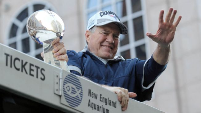 Happy Birthday, Bill! At 67, Belichick Shows No Signs of Slowing Down