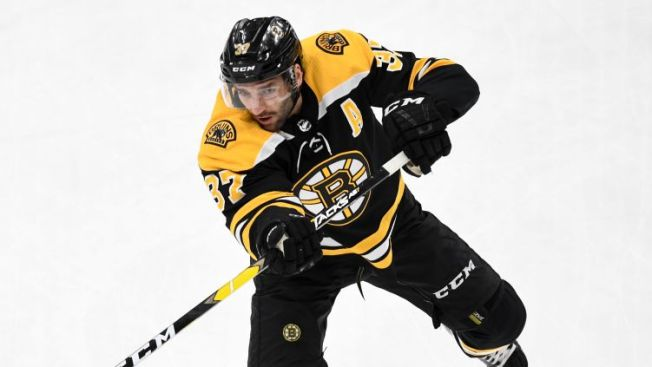 Bruins' Patrice Bergeron 'Can't Even Imagine' What Game 7 Atmosphere Will Be Like