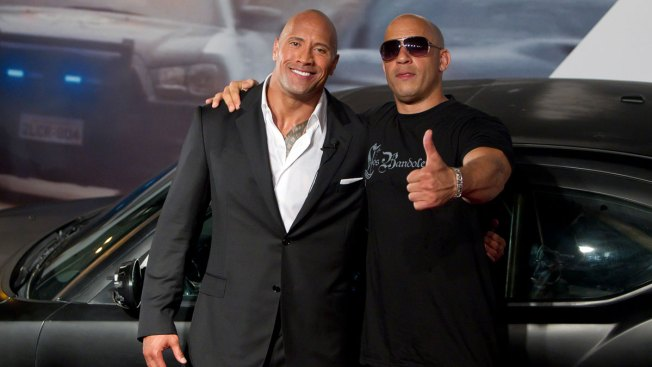 'Fast & Furious' Days Done? Dwayne Johnson Reveals Diesel Feud Puts His Future With Franchise in Doubt