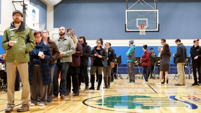 Midterm Turnout Surges to 50-Year High, Early Estimates Show