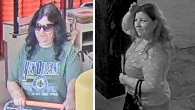 Officials Search for Serial 'Wedding Crasher' in Gift Thefts