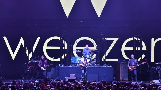 Weezer Releases Surprise Collection of Covers, 'The Teal Album'
