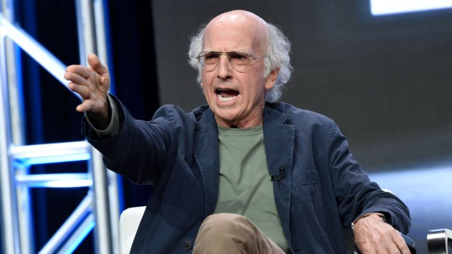 Watch Larry David Terrorize The Staff Of 'Late Night'