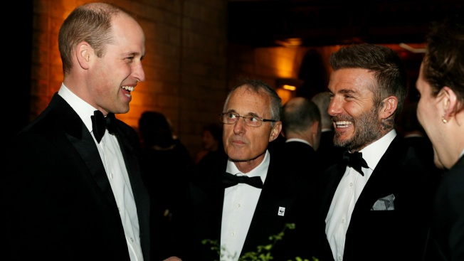 Her Majesty's Secret Service: Prince William Studies Spies