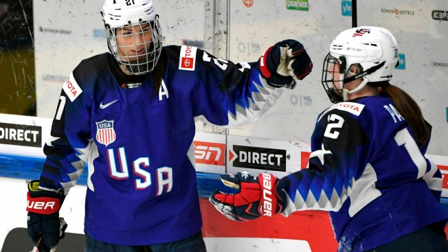 Women's Players Hope NHL Steps in to Create New League