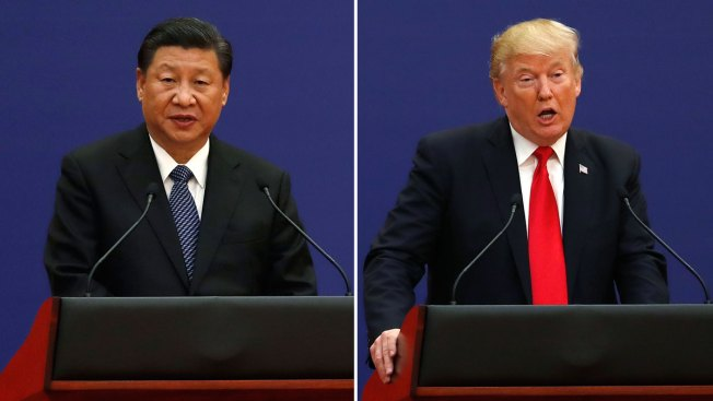 Trump Plays Down Prospect of Successful US-China Trade Talks