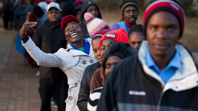 Zimbabwe Votes for First Time Without Mugabe on Ballot