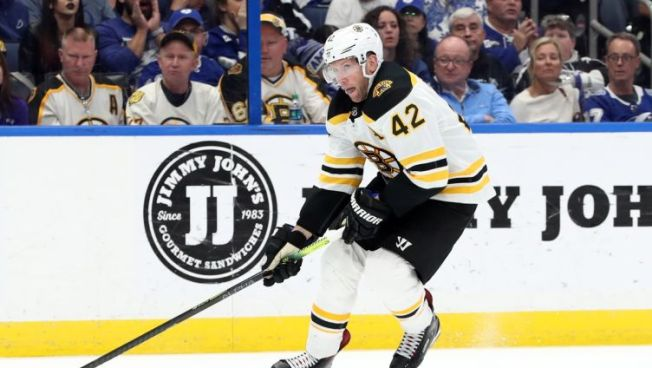 Bruins Vs. Leafs Game 1: Why David Backes as a Healthy Scratch Is Right Move