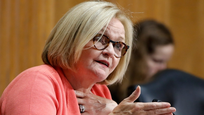Sen. McCaskill Calls Russian Hacking Attempt 'Outrageous'