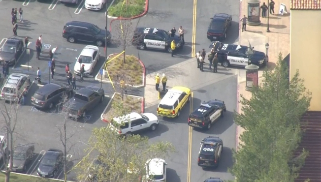 1 Dead, 1 Injured in Attempted Murder-Suicide at Southern California Mall