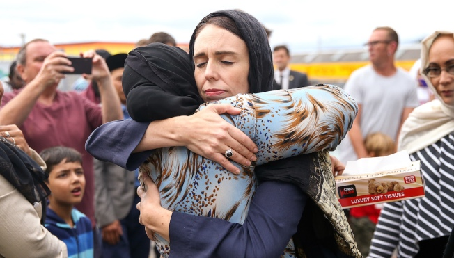 After Massacre, New Zealand Leader Shows Resolve, Empathy
