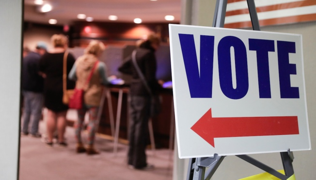 Even in High-Interest Election Year, Top Races Go Unopposed