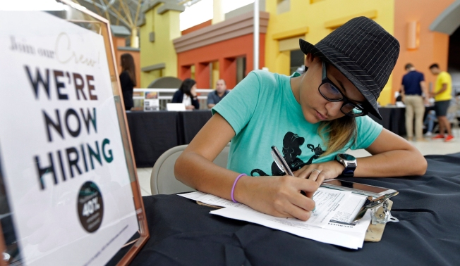 As Joblessness Falls, Skilled Workers Might be Harder to Find