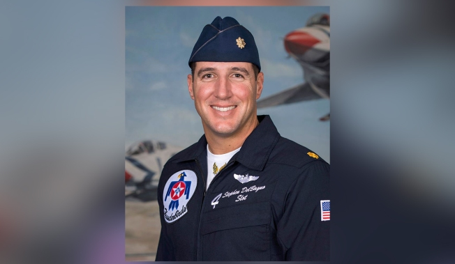 Air Force Identifies Thunderbirds Pilot Killed in Nevada Crash