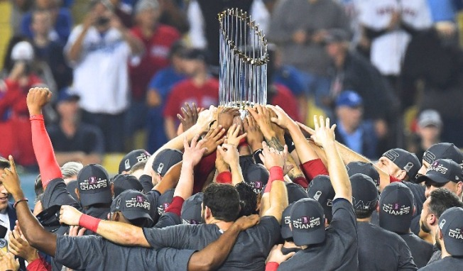 Defending World Series Champion Red Sox Aim to Repeat 2018