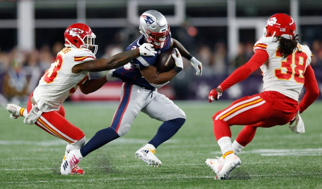 This Crazy Stat Explains Patriots' Tough Task Beating Chiefs in Kansas City