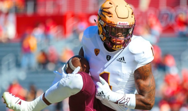 There's Reason to Be Wild About Harry - the Patriots First-round Pick Receiver From Arizona State