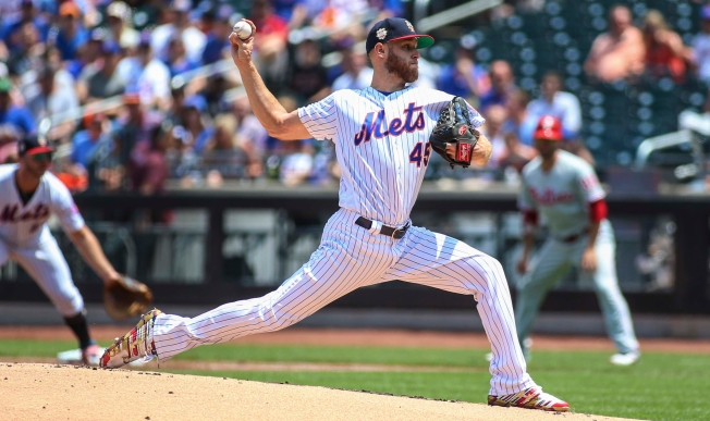 Report: Red Sox, Mets Talking Zack Wheeler Trade