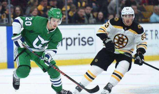 A Hurricanes Cheat Sheet for Bruins Fans