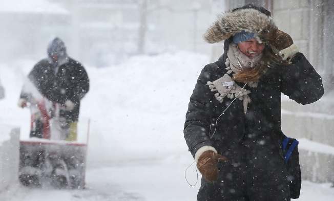 How Much Snow Will Boston and New England Get This Winter? NOAA Unveils Its Winter Outlook